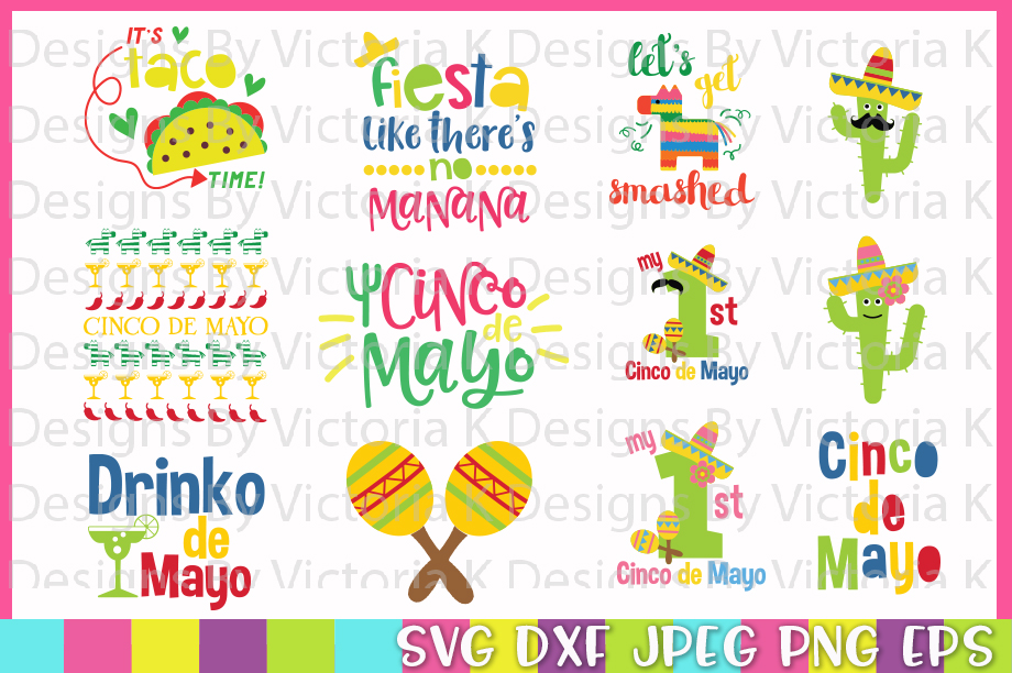 The Huge SVG Bundle, 500 Cutting files, SVG, DXF,PNG example image 16