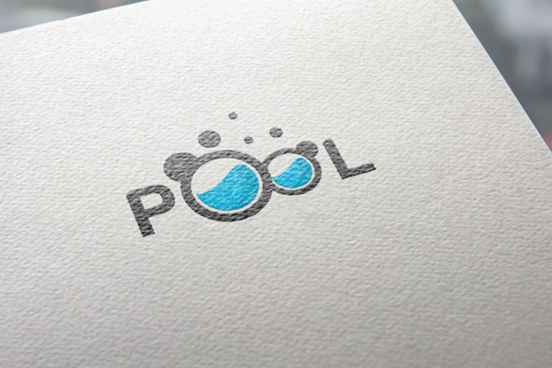 Swimming Pool Logo example image 2