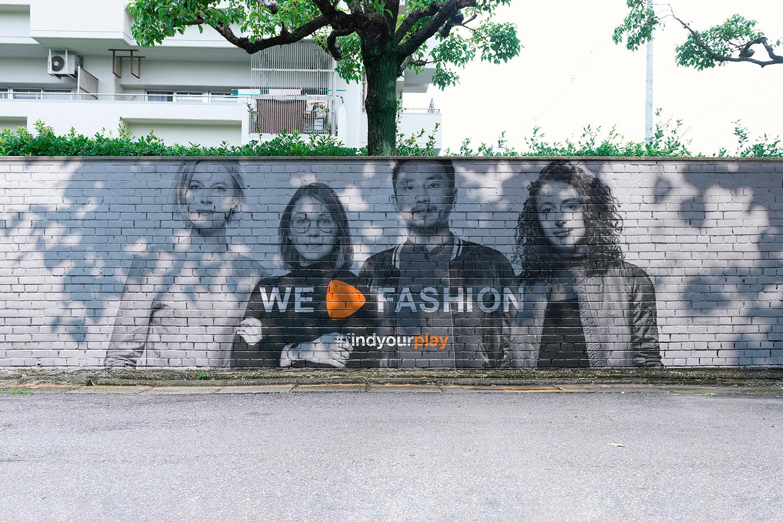 12 Realistic Mural Street Mockup - PSD example image 19