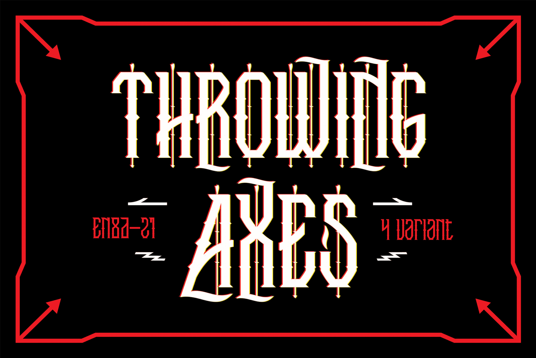 Trowing Axes example image 1