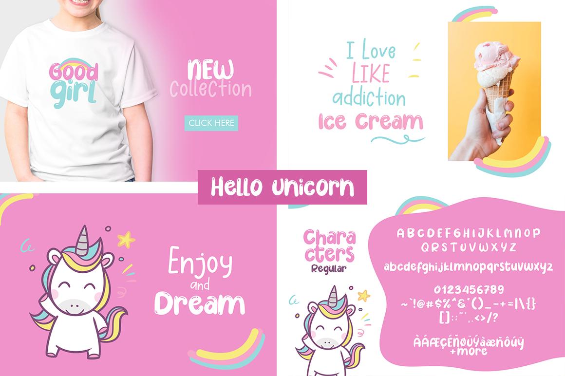 The Unicorn Dream Bundle example image 9