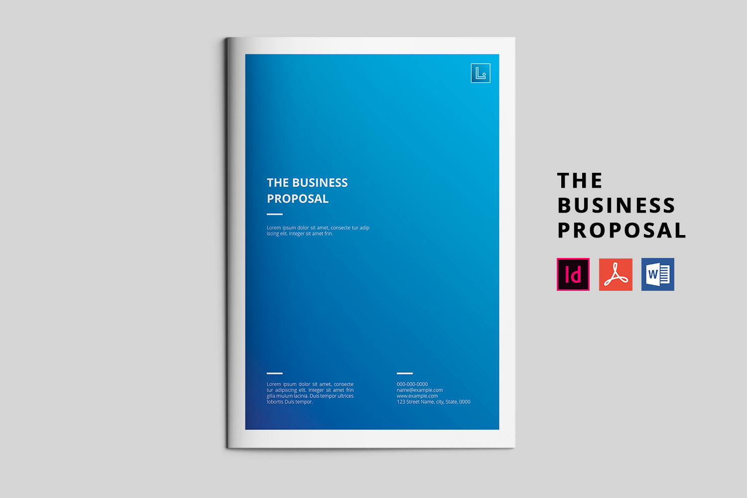 Business Proposal | Project Proposal Template example image 1