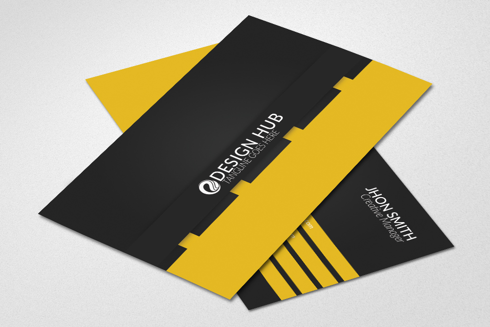 Corporate Business Cards example image 2