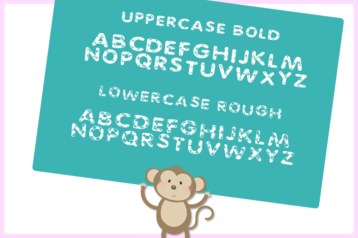Safari Font example image 2