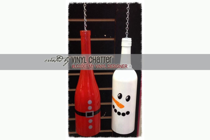 LC006 - Winter Snowman example image 3