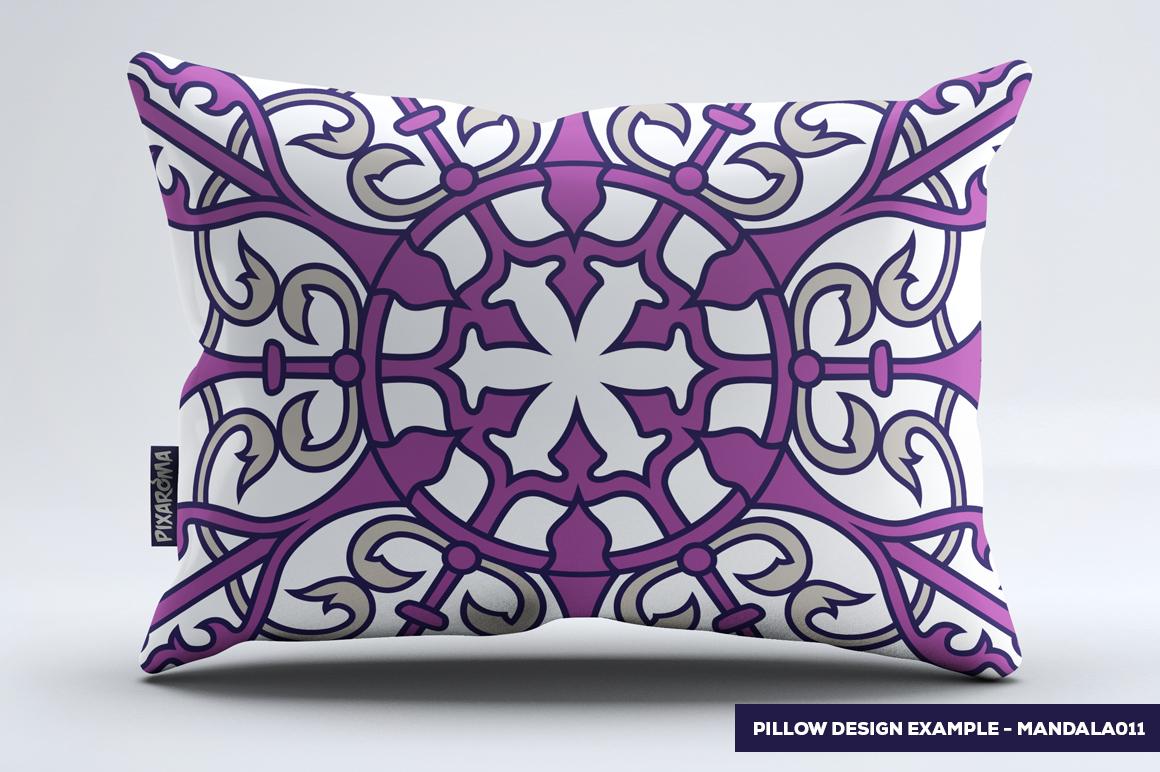 500 Vector Mandala Ornaments example image 38