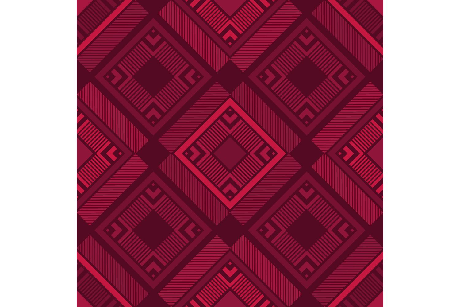 Tartan texture. Set of 10 seamless patterns. example image 5