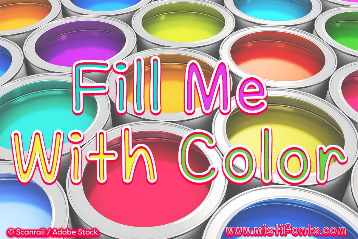 Fill Me With Color example image 1