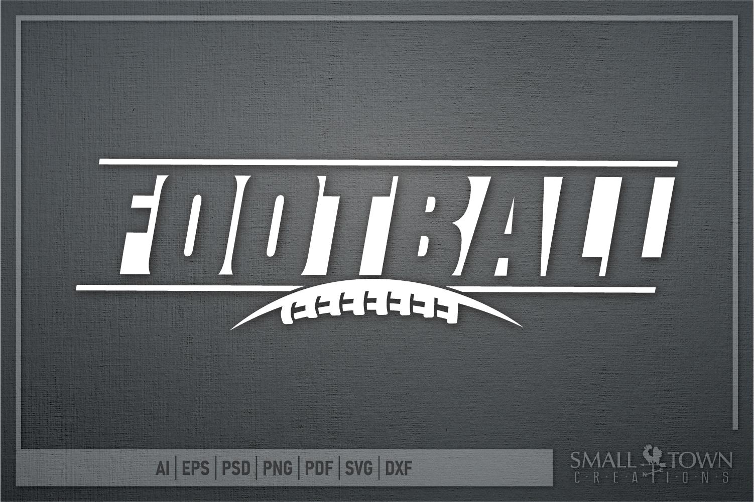 Football, Football Team, Team, Sport, PRINT, CUT & DESIGN example image 3