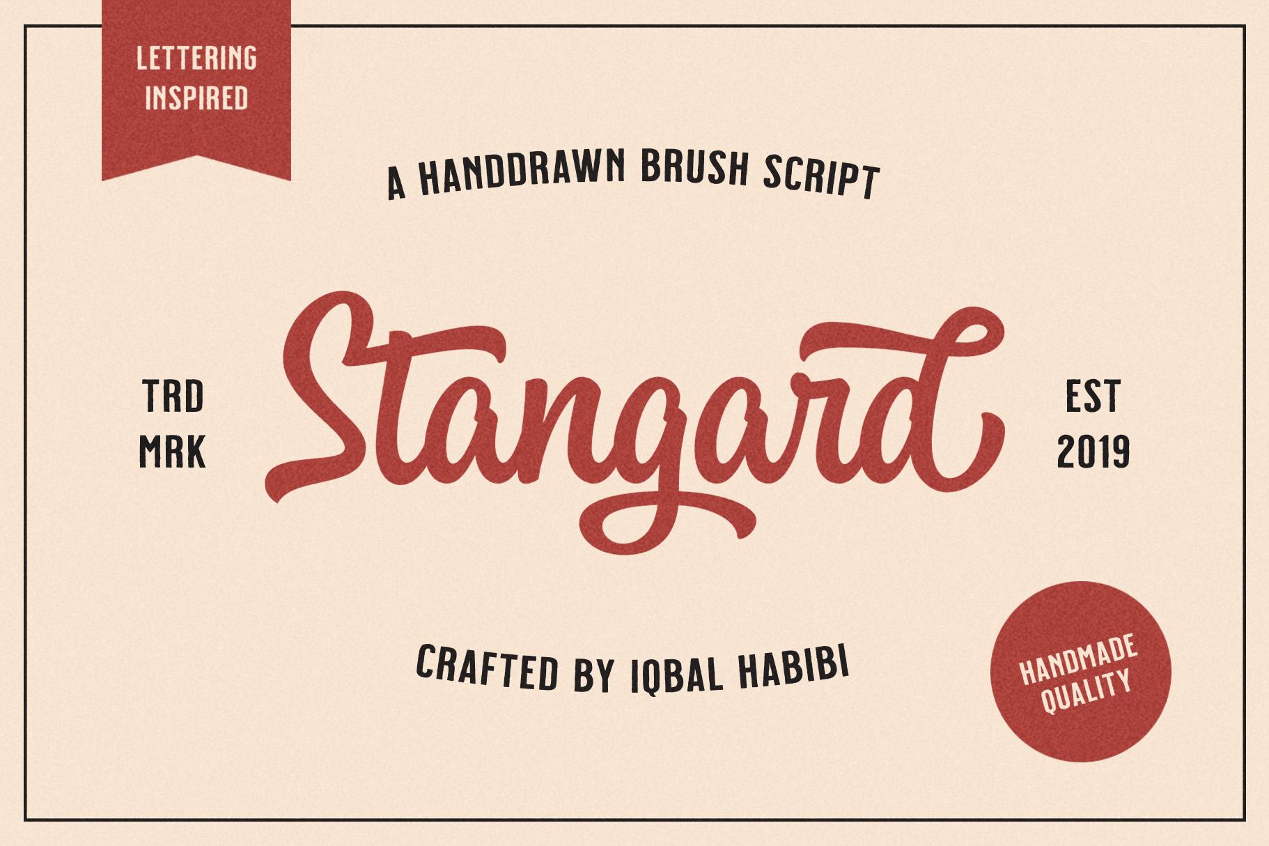 Stangard example image 1