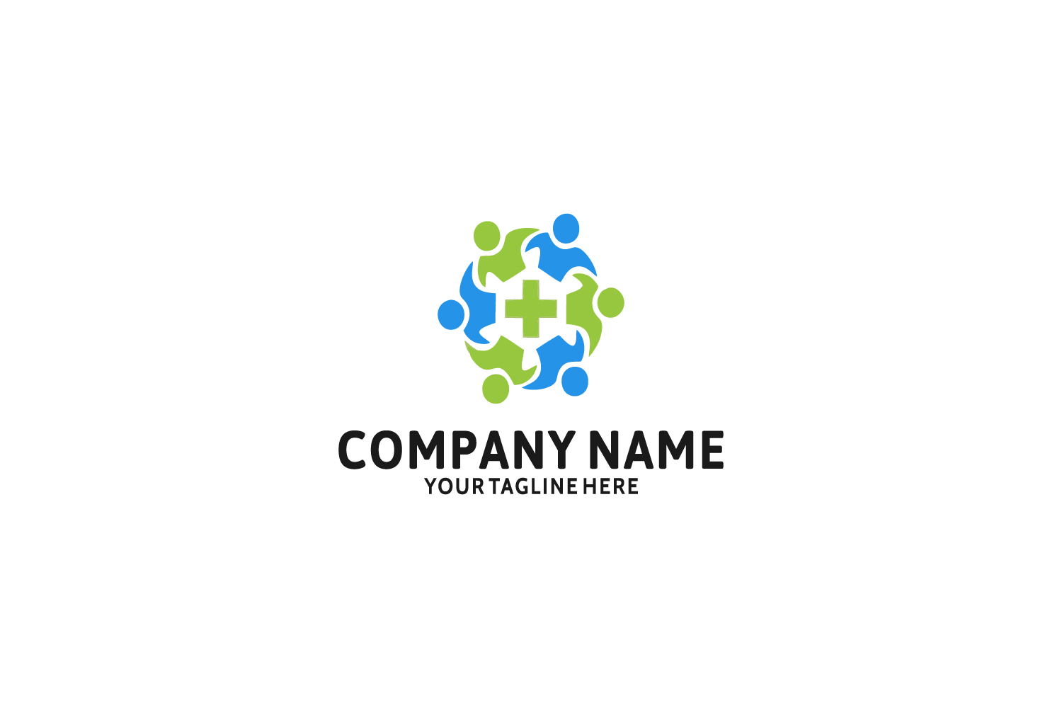 Group People Logo example image 1