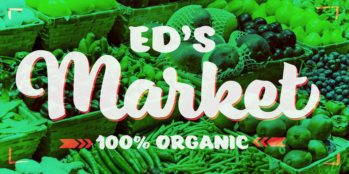 Ed's Market Collection example image 6