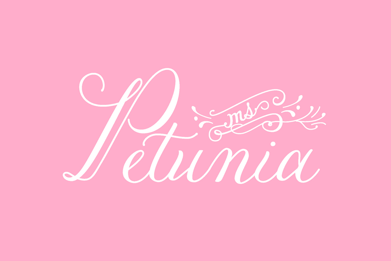 Petunia example image 1