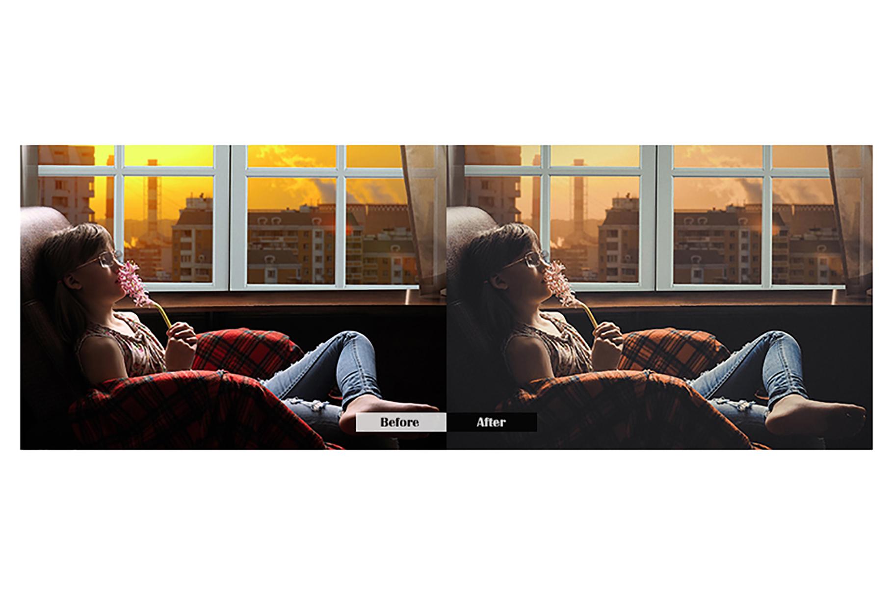 Film Look Lightroom Mobile Presets example image 5
