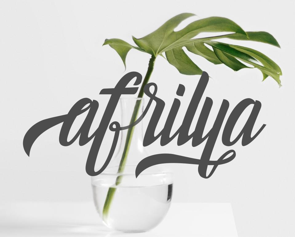 Holidays Typeface example image 3