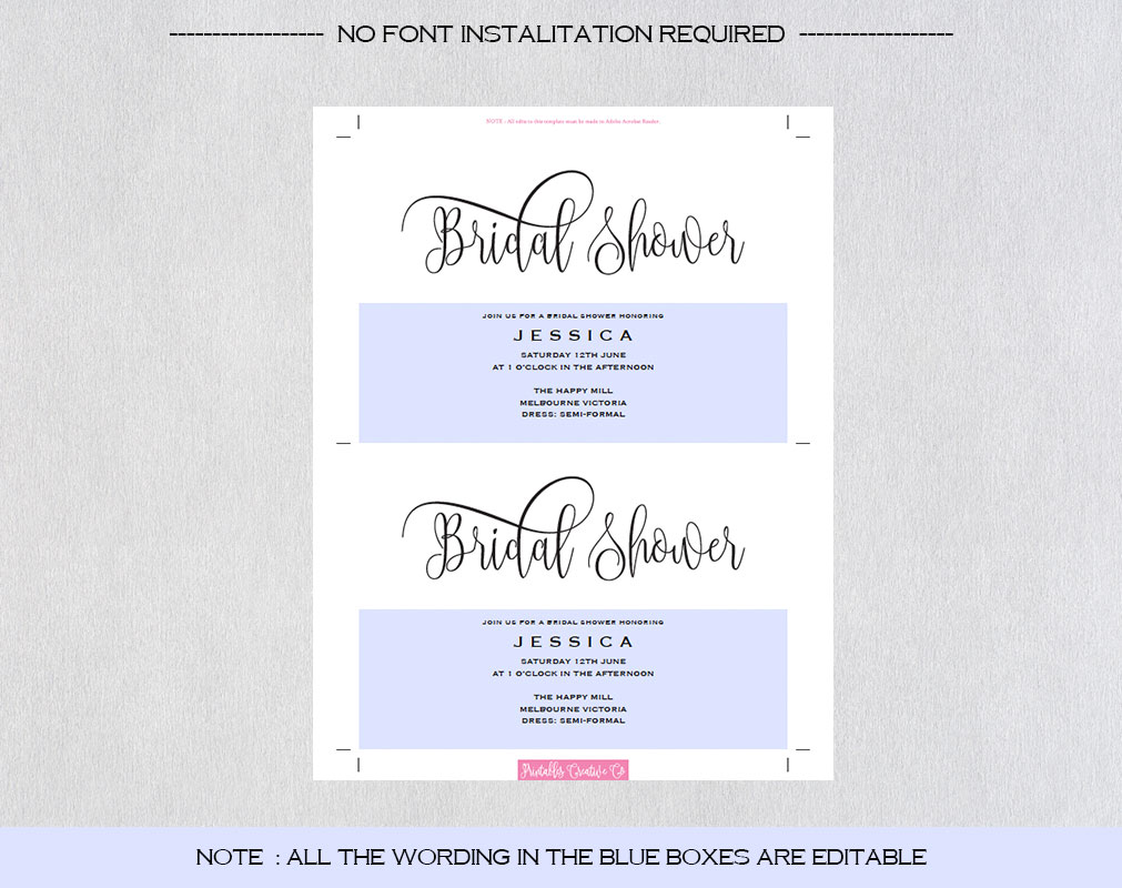 Bridal Shower example image 4