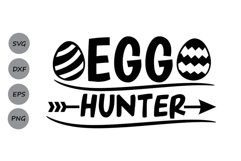 Egg Hunter Svg, Easter Svg, Easter Egg Svg, Eggs Svg. example image 1