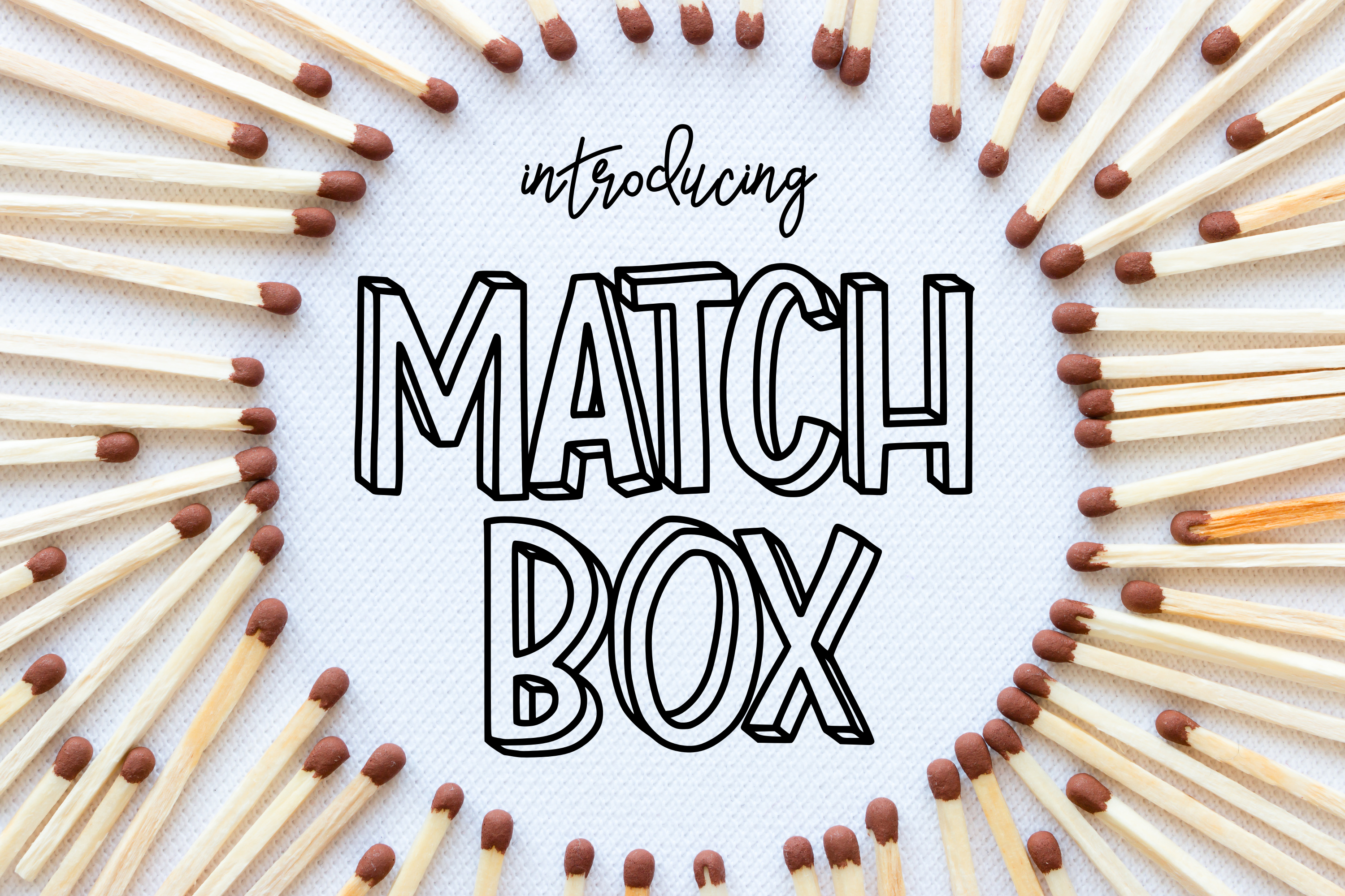 Match Box example image 1