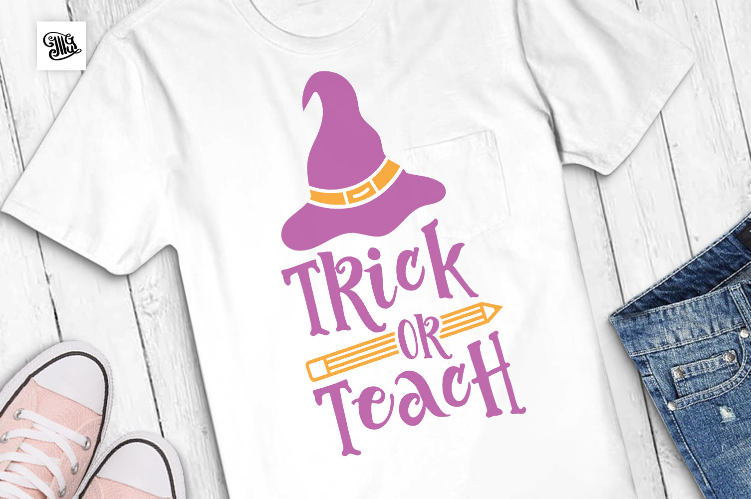 Trick or teach example image 1