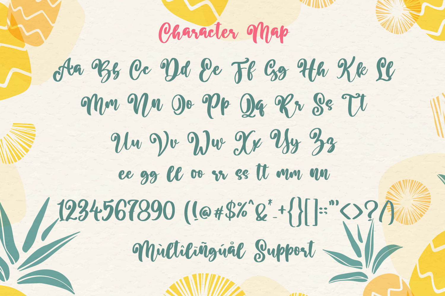 Better Summer Script example image 6