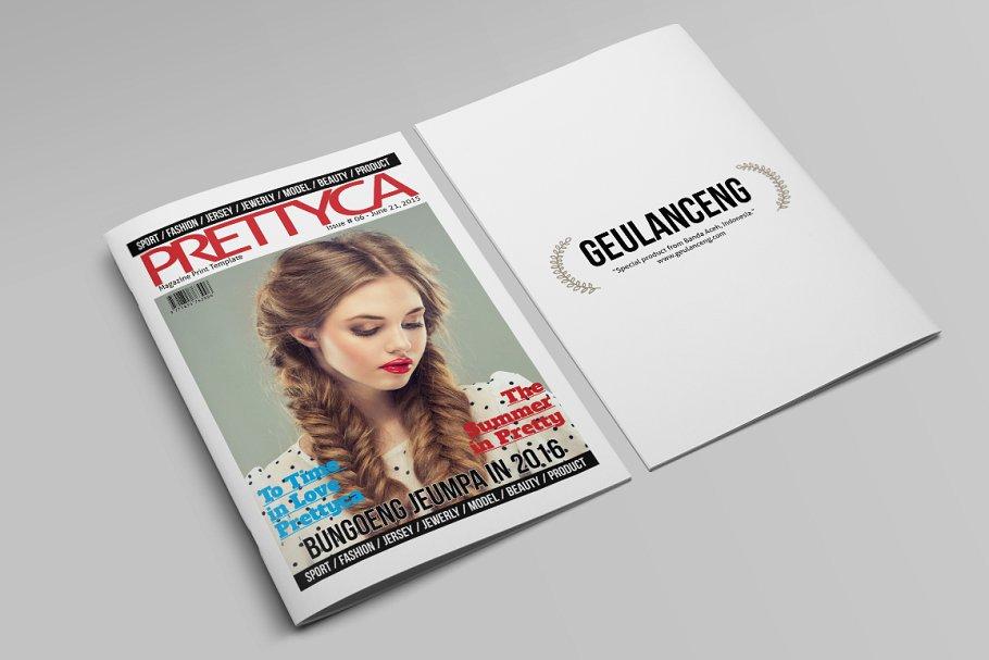 Prettyca Magazines example image 11