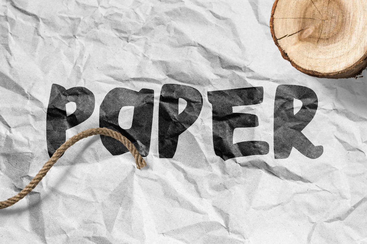 Dried Font example image 4