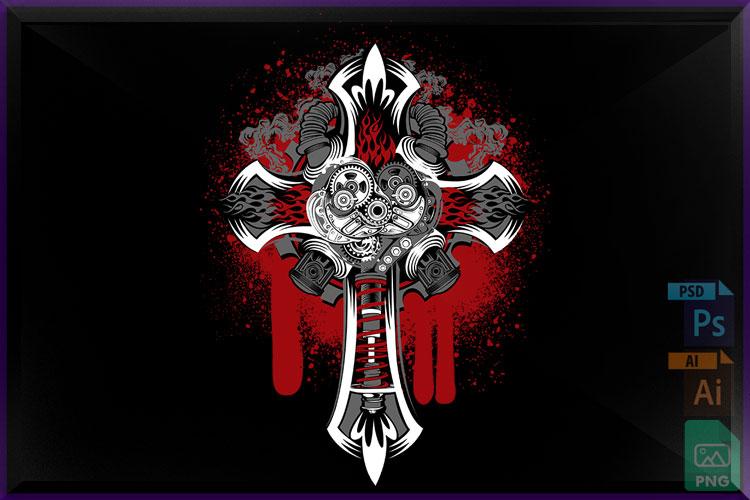 Punk Cross example image 2