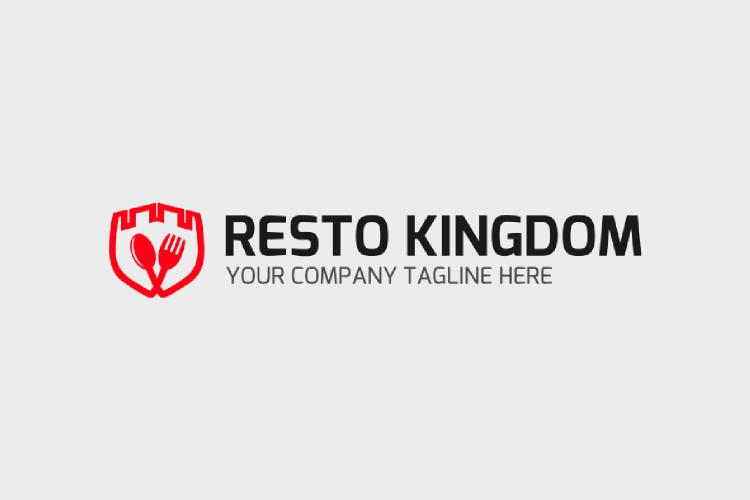 Restaurant Logo Template example image 2