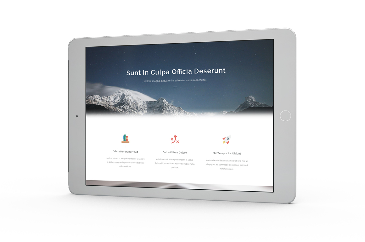 Tablet Mockup example image 15