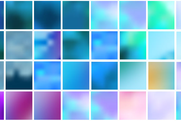 Set of 56 vector backgrounds example image 3