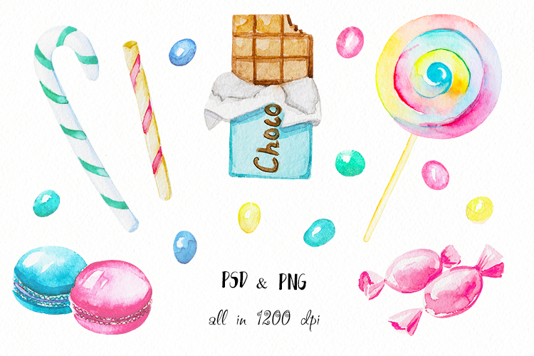 Sweets! example image 2