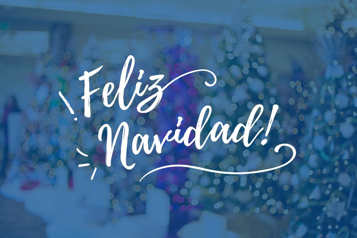 Spanish Christmas Photo Overlays example image 5