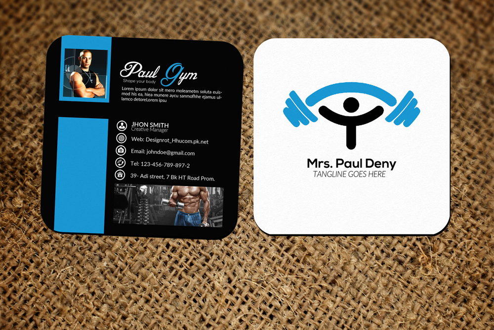 10 Multi use Small Business Cards example image 3