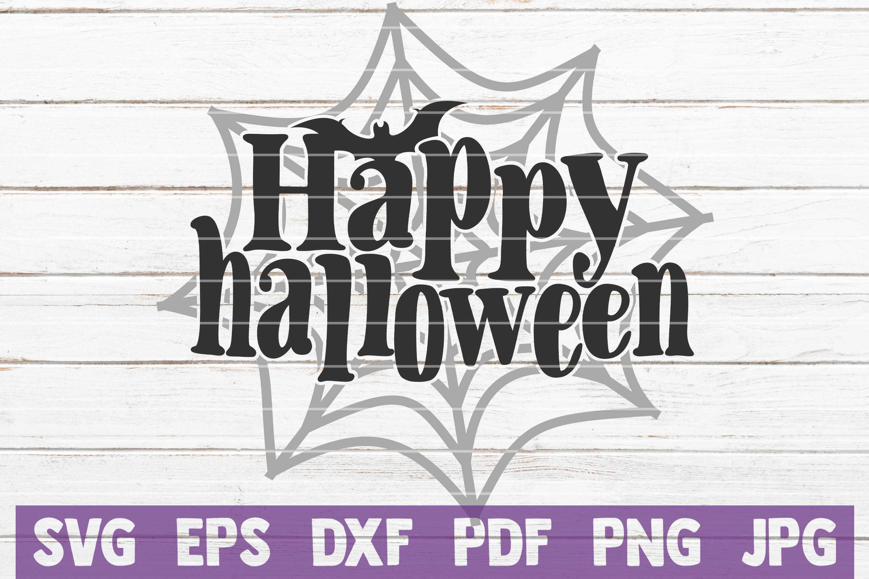 Halloween SVG Bundle | Scary Halloween Cut Files example image 3