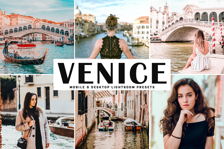 Venice Mobile & Desktop Lightroom Presets example image 1