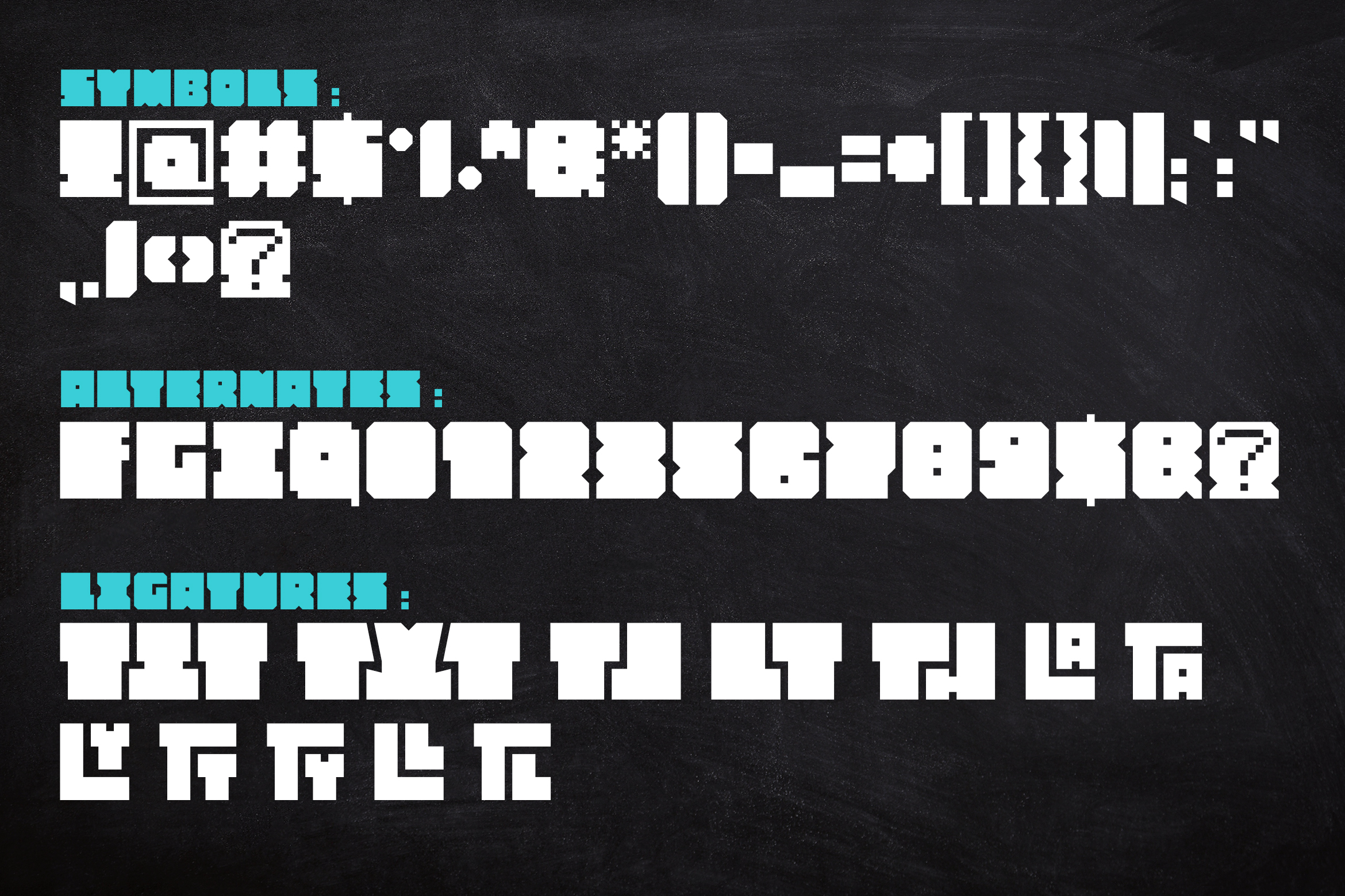 Mistry Box - Boldest Display Font example image 8