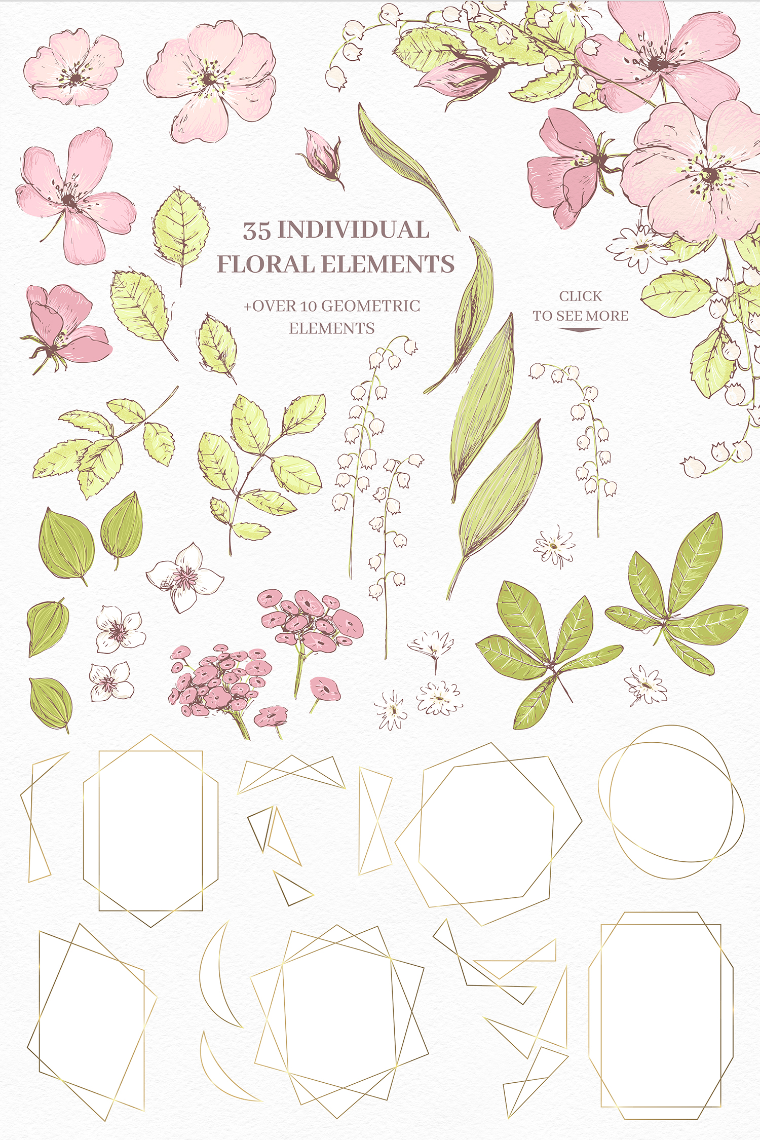 Secret Garden graphic kit example image 5