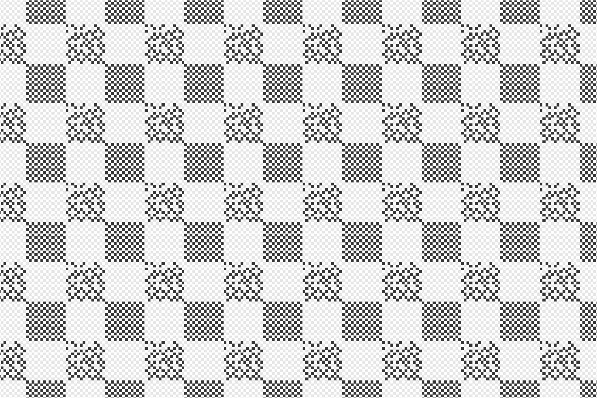 Cloth seamless patterns. example image 12