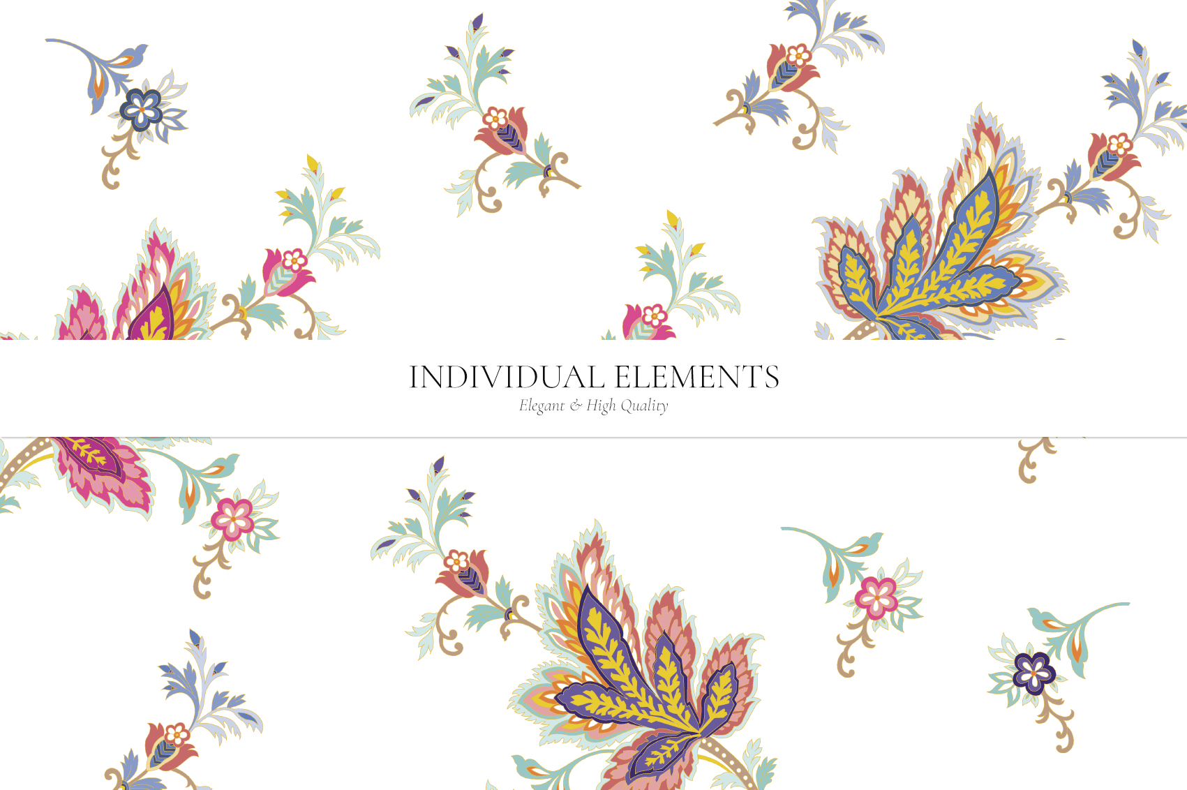Paisley Florals example image 8