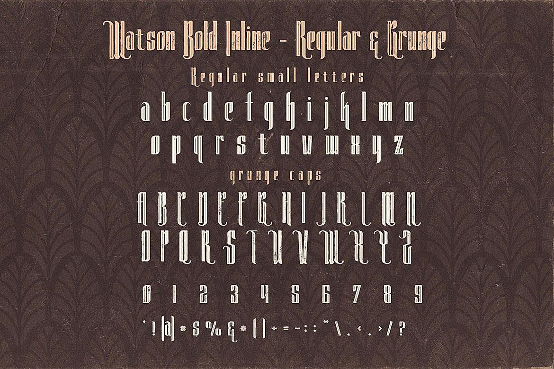 Westpark Script Font Duo example image 5