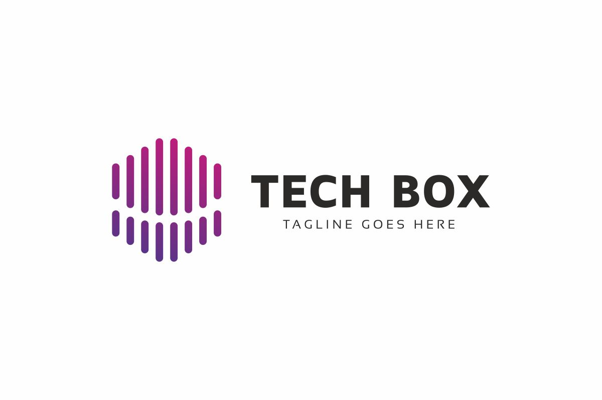 Tech Box Logo example image 4
