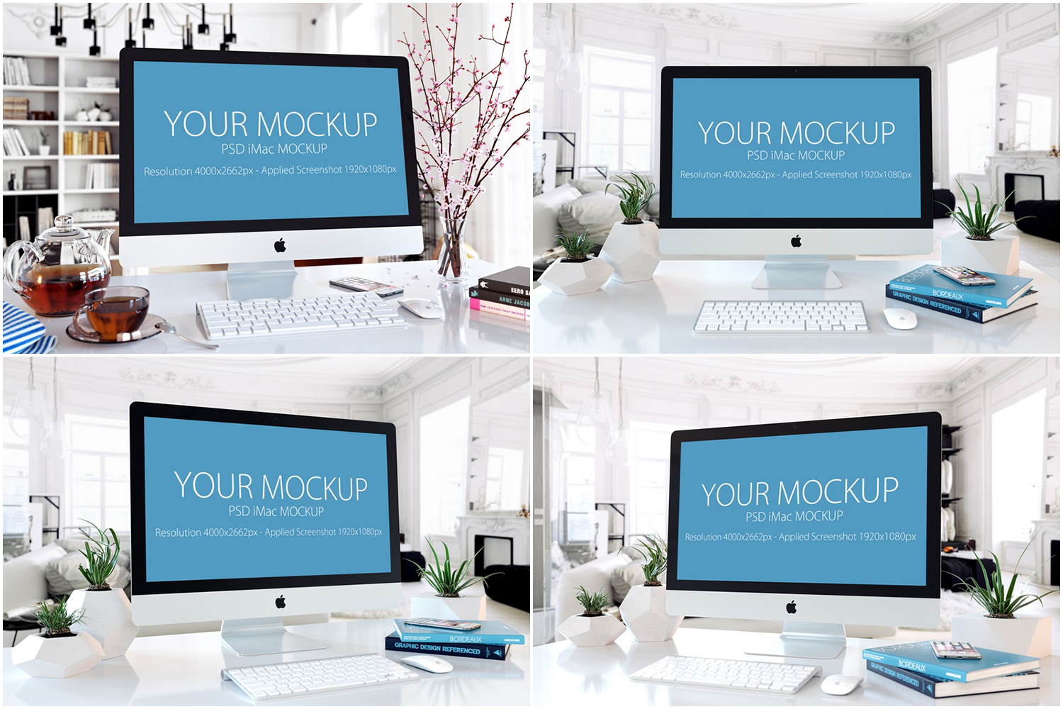 30 PSD Mock-ups Apple Devices example image 11