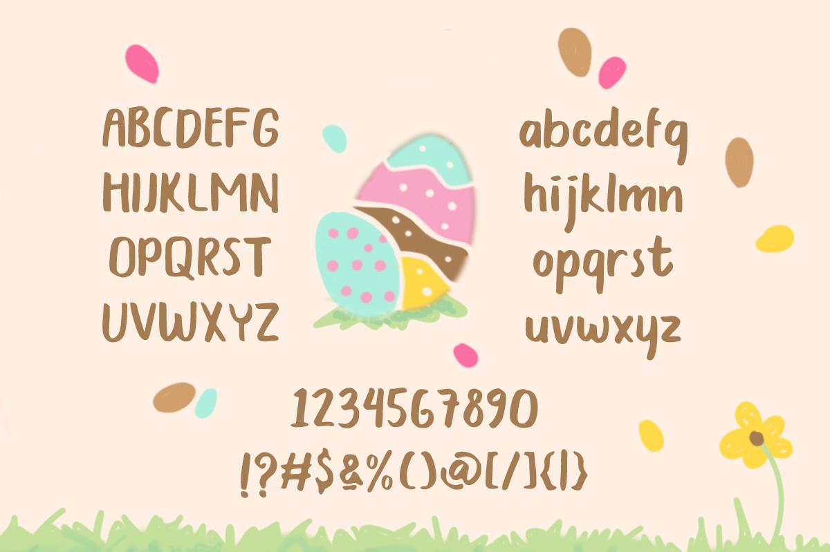 Bunbun - Holiday Font example image 9