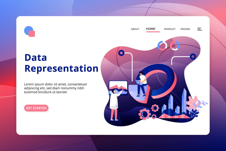 Data Analysis sets Illustration example image 4