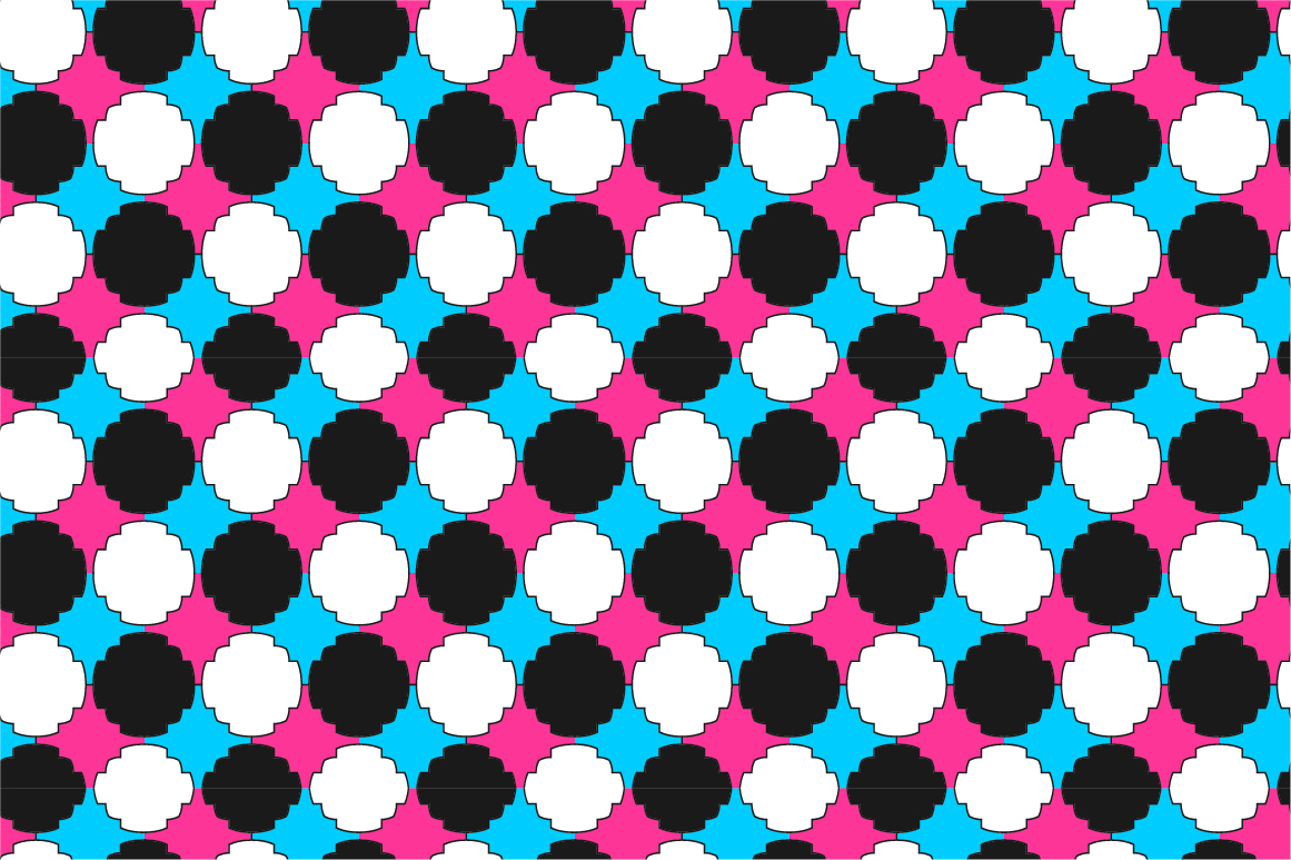 Colorful ornamental patterns. example image 2