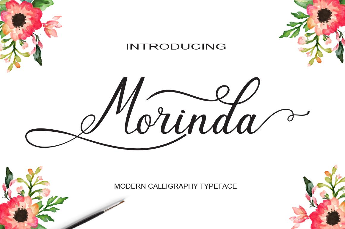 Morinda example image 1