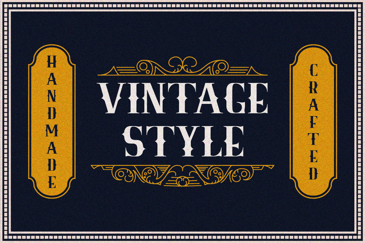 Royale Kingdom ~ Vintage Typeface example image 3