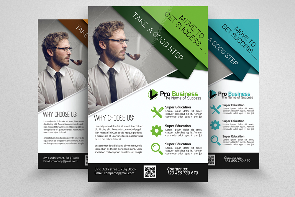 Employment Agency Business Flyer example image 1