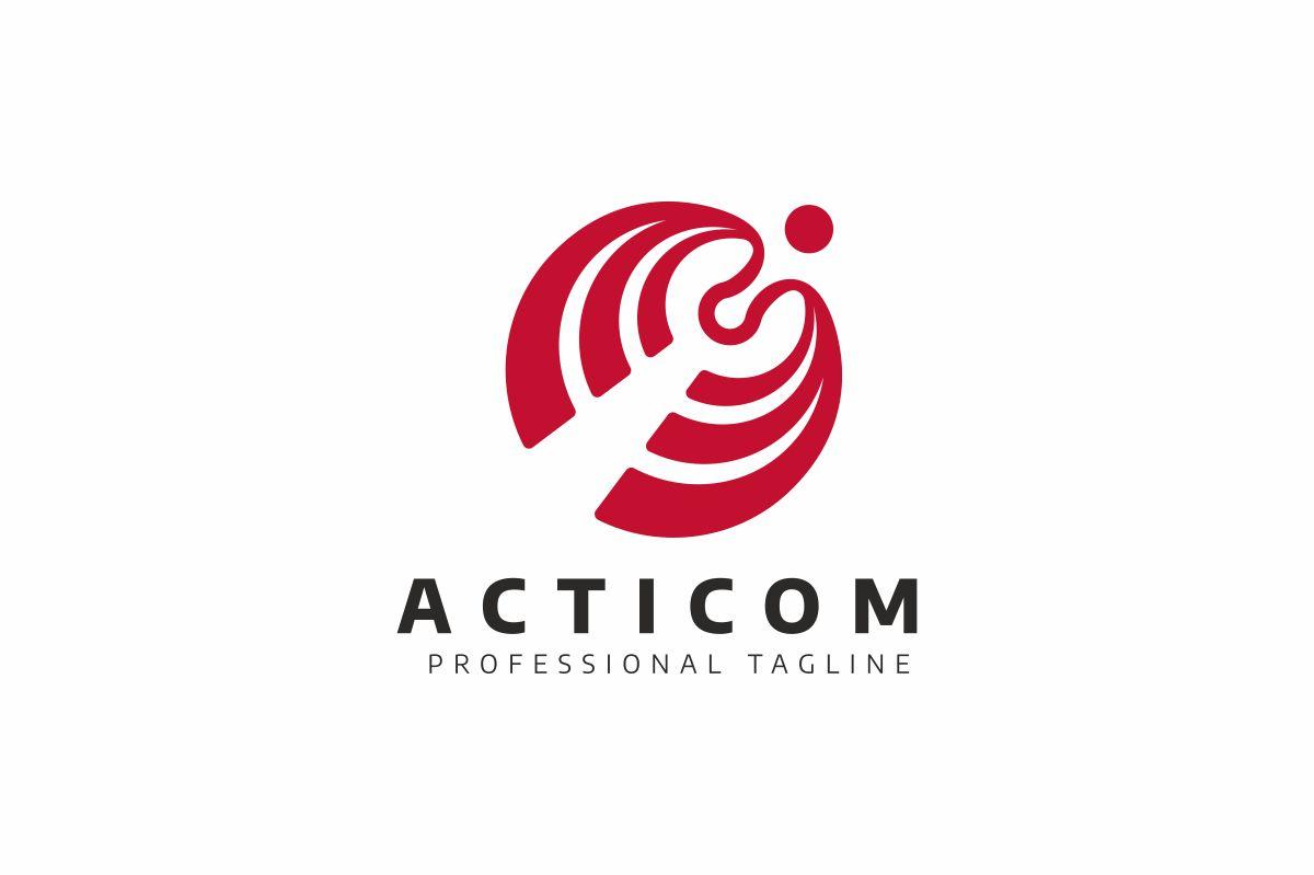Active Human Logo example image 1