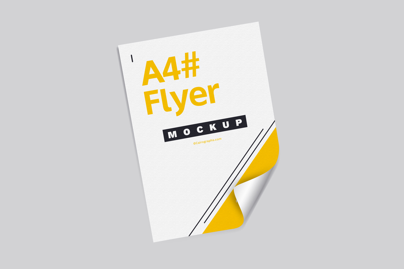 Posters & Flyers Mockups example image 5